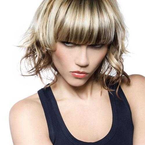 Hair Cutting Fringe A Salon Inc