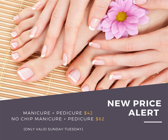 Manicure deals in Wicker park / Best manicure deals / best nail salon promos in chicago