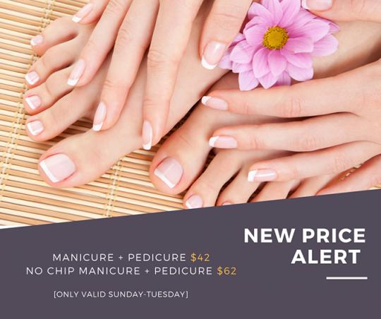 Manicure deals in Wicker park / Best manicure deals / best nail salon promos in chicago